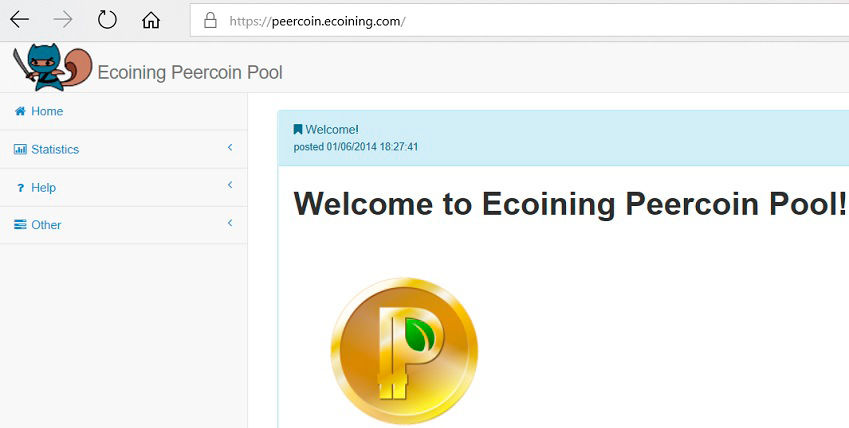 pool dla mining crypto peercoin pool