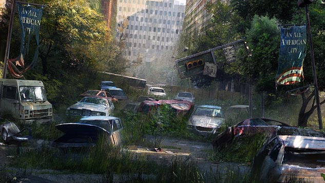 the last of us экранизация